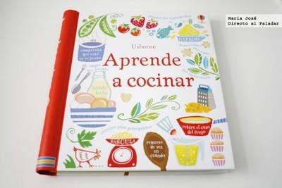 Aprende a cocinar. Libro de recetas para principiantes de Abigail Wheatley