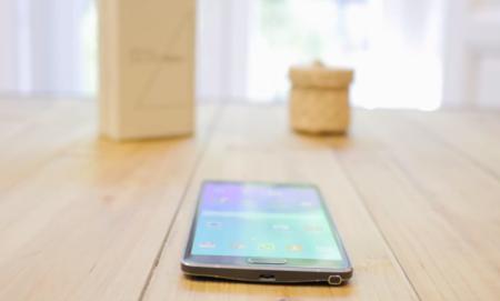 Samsung Galaxy Note 4 análisis acabado plástico