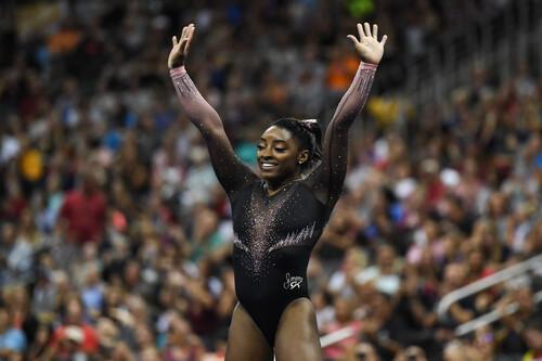 Las cinco veces que Simone Biles ha hecho historia en el mundo de la gimnasia (y la última que espera lograr)