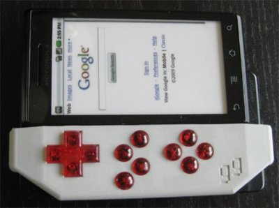 Game Gripper, sencilla forma de convertir un teclado QWERTY en un pad para videojuegos