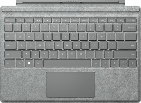Surface Pro Alcatara funda teclado