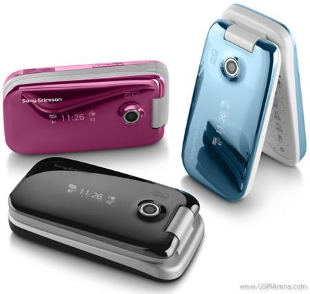 Sony Ericsson Z610