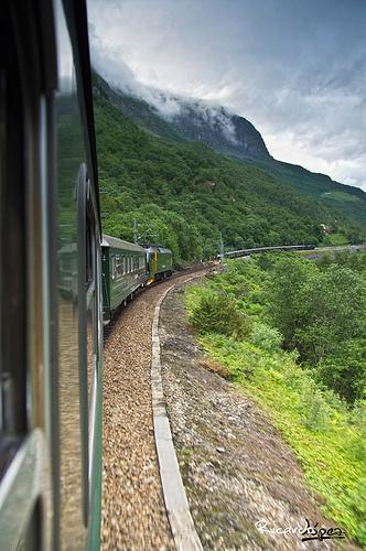 Tren de Flåm