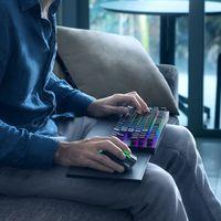 """El ratón y el teclado """"de salón"""" llegan oficialmente a la Xbox One con Razer Turret"""