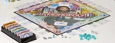 Este Monopoly es un homenaje a las mujeres emprendedoras e inventoras y tiene envío al día siguiente en Amazon