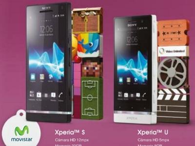 Movistar subvencionará migraciones de prepago a contrato con puntos e incorpora Sony Xperia U y LG Optimus L3