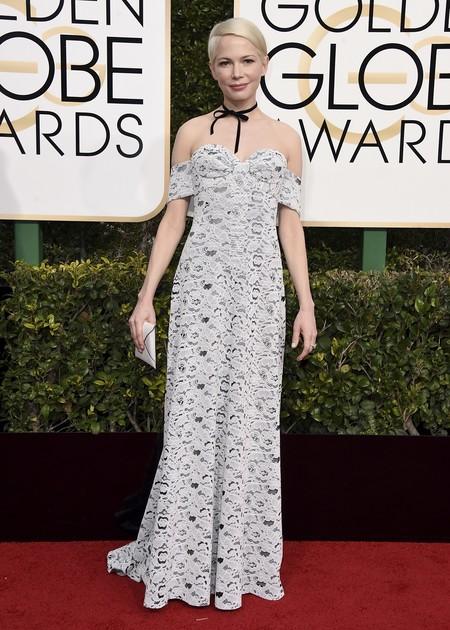 Michelle Williams Louis Vuitton Globos De Oro