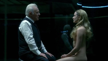 Westworld Oscuridad Color