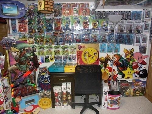 Foto de La habitación de Nintendo (4/7)