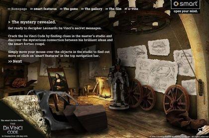 Smart y el Código Da Vinci