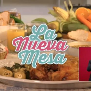 Gobierno de México lanza La Nueva Mesa, campaña para orientar a las familias mexicanas en la alimentación nutritiva