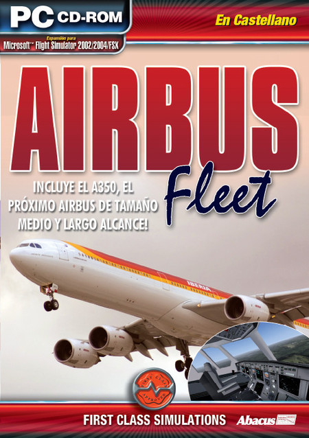 Airbus Fleet: Complemento para Flight Simulator