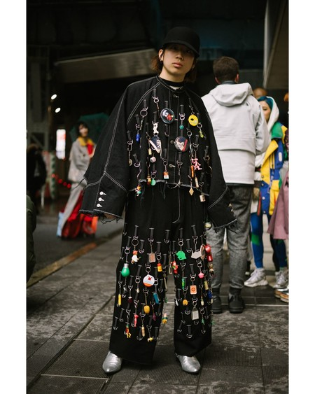 Best Street Style Snapshots Amazon Fashion Week Tokyo Fall Winter 2018 10