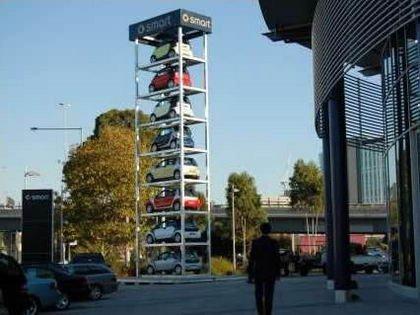 "La ""Torre Smart"""