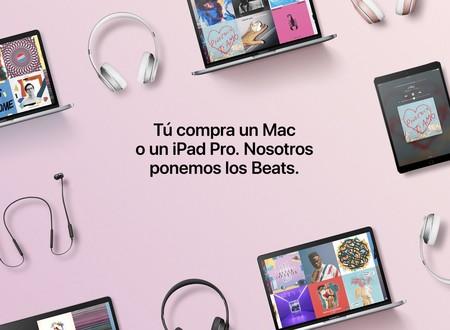 La vuelta al cole llega a la Apple Store: llévate unos Beats gratis por la compra de un Mac o iPad Pro