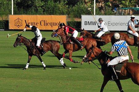 Final de la Copa de Bronce de Polo en Sotogrande