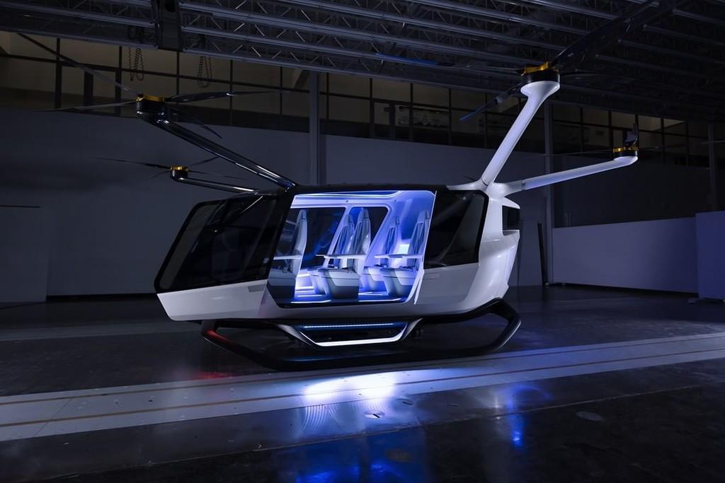 Skai es el coche volador de BMW impulsado por hidrógeno: estará listo en 2021 al precio