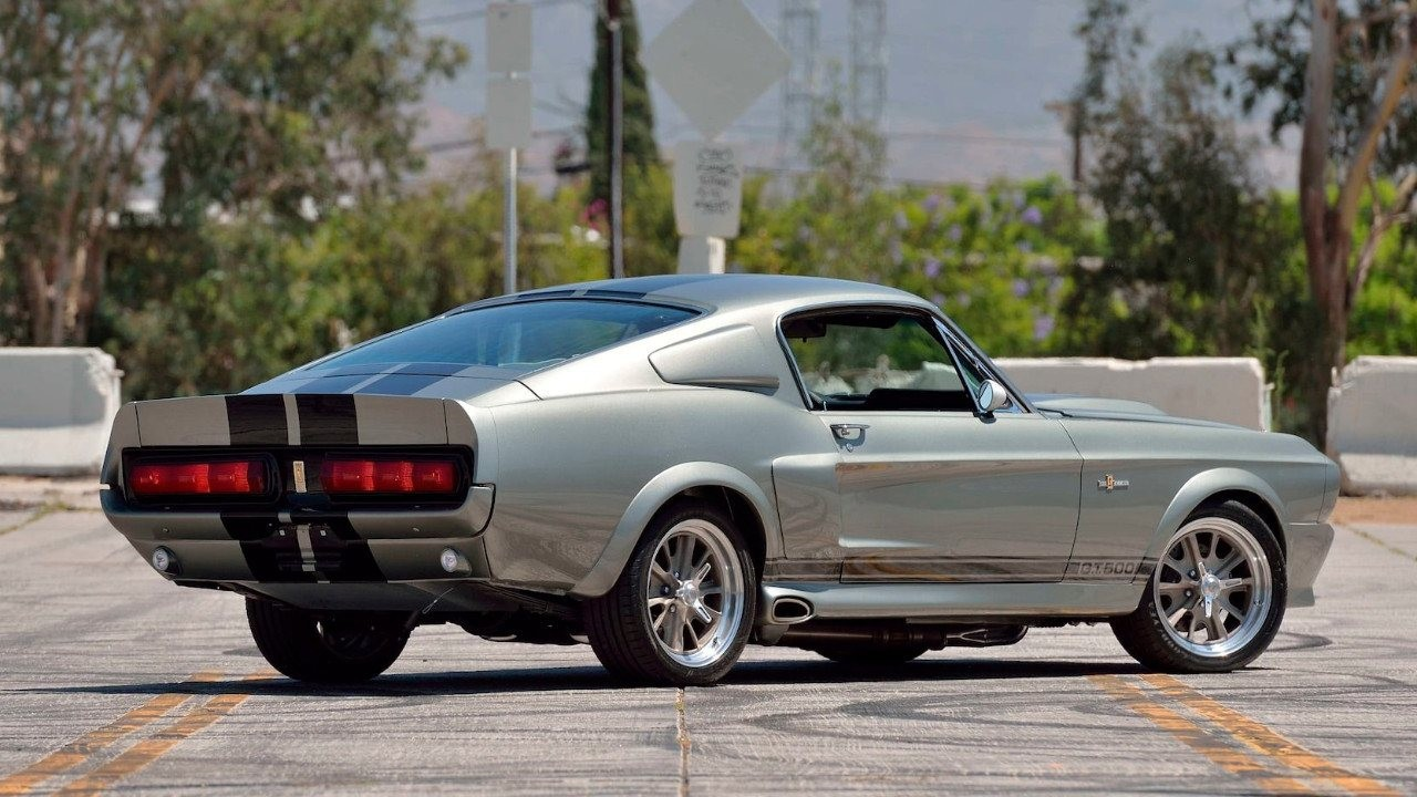 "Ford Shelby GT500 ""Eleanor"" subasta"