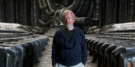 Ridley Scott Alien Pic 1