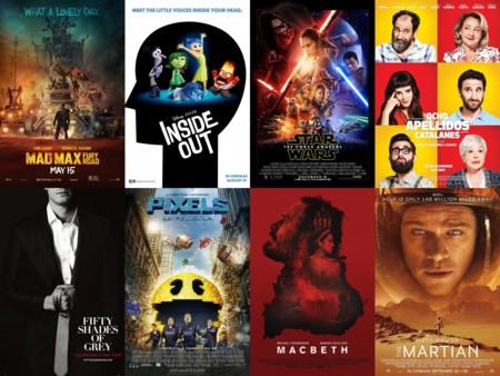 Encuesta de la semana | El mejor y el peor cine de 2015