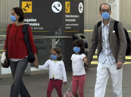 ¿Están los niños en peligro por el virus de la gripe porcina?