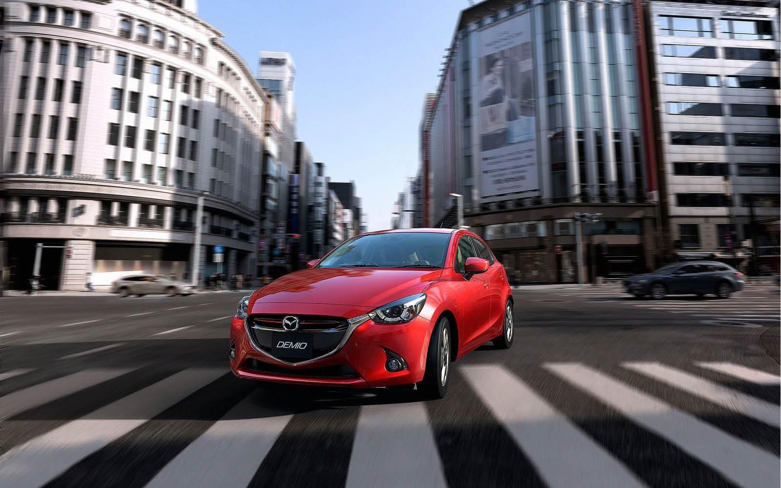 Foto de Mazda 2 2015 (8/24)
