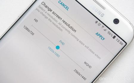 ¿Ahorra batería o sirve de algo reducir la resolución de nuestro móvil?