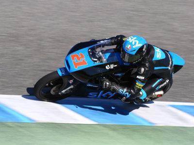 Pecco Bagnaia volverá al Sky Racing Team VR46 en 2017, para dar el salto a Moto2