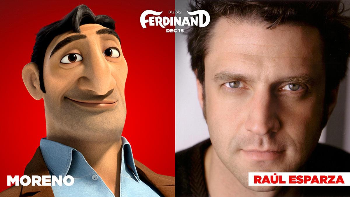 Foto de Las voces de 'Ferdinand' (14/14)
