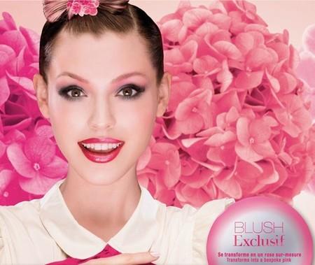 Blush Exclusif de Bourjois, el colorete que cambia de color al aplicarlo sobre nuestra piel
