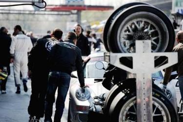 Fred Mello y su colección Centro Porsche GT3 Cup