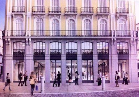 Aprobado definitivamente: la Apple Store del centro de Madrid estará en el edificio de Tío Pepe