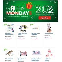 Green Days en Toys 'r us: descuentos del 20% en cientos de juguetes