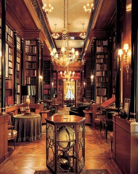 Biblioteca March Madrid Delbee