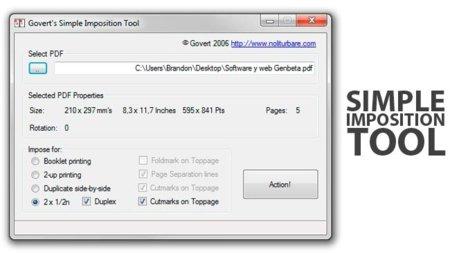 Cambia el formato de tus PDF antes de imprimirlos