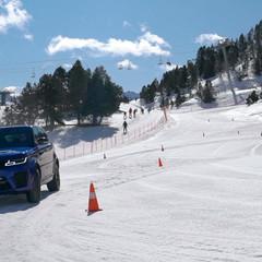 Foto 5 de 28 de la galería curso-de-conduccion-en-nieve-de-jaguar-land-rover en Motorpasión