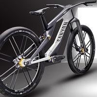 Canyon piensa en bicis eléctricas con dos motores: es para la ciudad pero parece ideada para el descenso