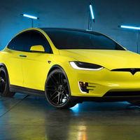 Si no te gusta el color de tu Tesla, la marca te ofrece el servicio de wrapping para darle un toque diferente