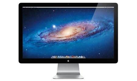 Apple lanza su primer pantalla Thunderbolt