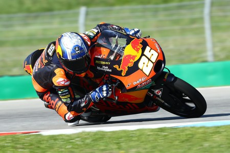 Raul Fernandez Brno Moto3 2020