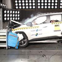 Los resultados de Latin NCAP aplauden al Toyota RAV4 y critican al Renault Kangoo