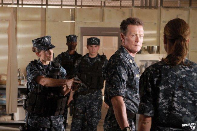 Imagen de la serie de televisión 'Last Resort'