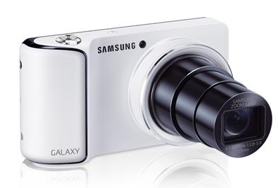 La Galaxy Camera también la tienes solo con WiFi