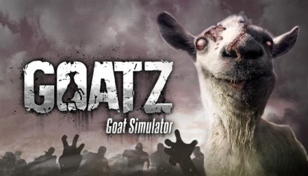 Sobrevive al apocalipsis zombi como una cabra en GoatZ, la nueva expansión de Goat Simulator
