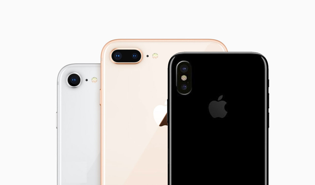 iPhone 8, 8, Plus y X, cámaras
