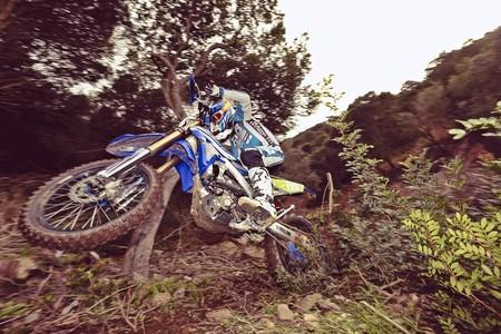 Yamaha enduro 2017