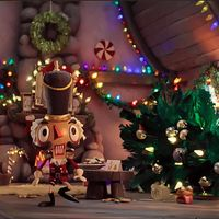Desafío Fortnite: baila junto a árboles de Navidad en ubicaciones con nombre diferentes en el Festival de Invierno