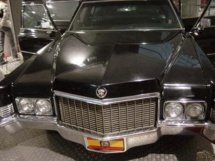 1970 Cadillac Fleetwood 75