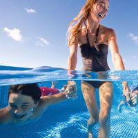 Justo a tiempo para empezar el mes de agosto en remojo, tenemos estas piscinas desmontables en oferta en Amazon