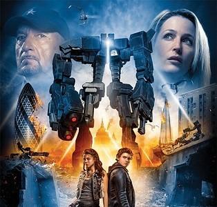 'Robot Overlords', tráiler y cartel del sucedáneo británico de 'Transformers'
